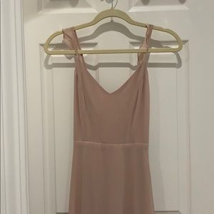 Lulus gown
